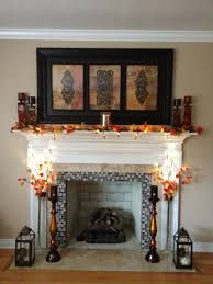 31 best fall fireplace decor images on fall fireplace