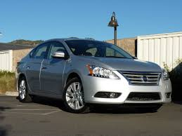 2013 nissan sentra first drive