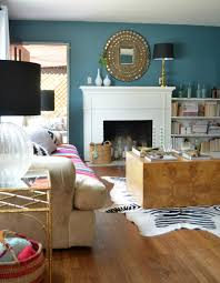Sophisticated Pink Paint Colors Behr Sophisticated Teal Wall Color Via Sg Style Interior Design