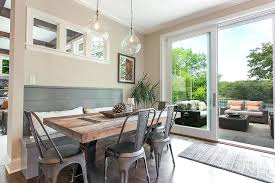 bench dining room table built in dining room table dining room tables with bench seating