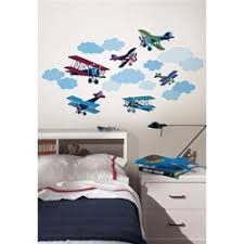 Nursery Airplane Decor Airplane Theme Nursery Decor For Your One At Ababy Rug