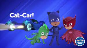 pj masks catboy cat car