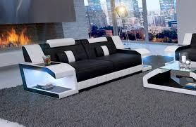 sofa mit beleuchtung 2 sitzer matis luxus stoffcouch in der nativo filiale frankfurt kaufen