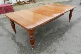 solid walnut dining table antique furniture warehouse large victorian walnut table 250cm