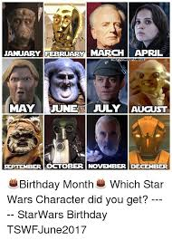 Star Wars Birthday Memes - 25 best memes about starwars birthday starwars birthday memes