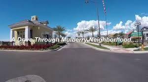 a drive through mulberry neighborhood in east mesa arizona youtube