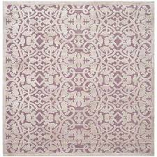 square purple area rugs rugs the home depot
