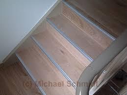 treppe belegen treppenrenovierung mit parkett oder laminat die heimwerkerseite de