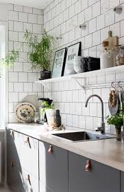 white subway tiles 15 ideas for the kitchen backsplash