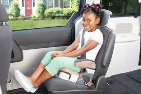 Nine In Ten Parents Move Children From Booster Seat To Seat Belt