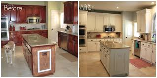 Best Paint For Kitchen Cabinets Painting Kitchen Cabinets Before And After U2014 Smith Design How To
