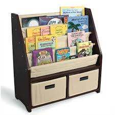wonkawoo children u0027s deluxe sling bookshelf sunnywood toys