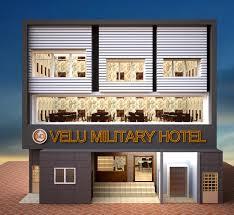 luxury hotels exterior with elegant design of the st loversiq