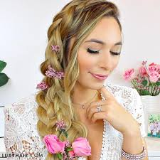 wedding hairstyles step by step instructions wedding hair 3 diy hairstyle ideas luxy hair