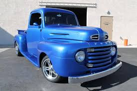 1950 ford up truck 1950 ford f1 up truck panels vans modified