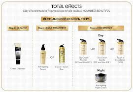 Krim Olay Total Effect buy olay total effects 7 in 1 anti aging skin day normal spf15