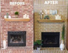 15 best making ugly pink brick less ugly images on pinterest