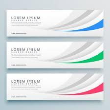 design header paper modern clean web banner or header design background download free