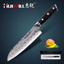 online shop 67 layers 4 pcs japanese vg10 damascus steel chef