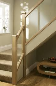 Glass Banister Uk Staircase Renovations In Chester