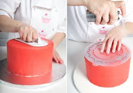 Christmas cake decorating for beginners