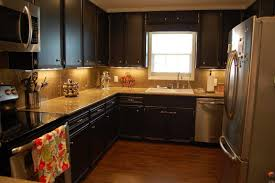 Interior Fittings For Kitchen Cupboards Top 60 Fashionable Kitchen Cabinet Trim Molding Ideas