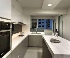 hdb kitchen with island design concept trend condo singapore