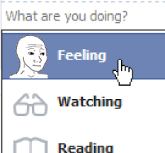 What Is Meme On Facebook - facebook feels feels know your meme