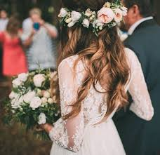 flower hair best 25 bridal hair flowers ideas on flower hair