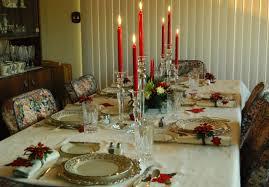 christmas dinner table setting ideas bibliafull com