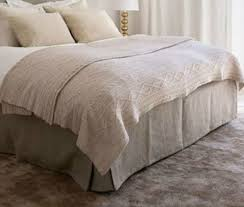 boxed linen bed skirt minimalist classy 15 24