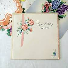 collection hallmark birthday cards 1940 s sold on ruby
