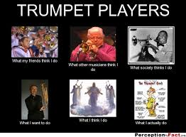 Trumpet Player Memes - trumpetists band is a sport pinterest trumpets and trumpet