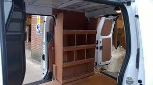 Shelves For Vans by Nv200 Plywood Shelving System Plyline Uk Ltdplyline Uk Ltd