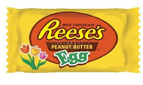 reese easter egg reese s peanut butter easter egg 34g co uk grocery