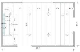 Bedroom Lighting Layout Recessed Lighting In Bedroom Placement Recessed Lighting Layout