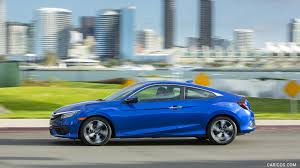 honda civic 2016 coupe 2016 honda civic coupe touring side hd wallpaper 19