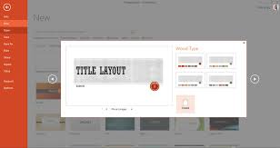 microsoft u0027s best presentation templates for powerpoint