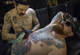mass tattoo convention draws colorful crowd to worcester news