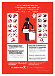 turkish airlines dangerous goods turkishairlines com
