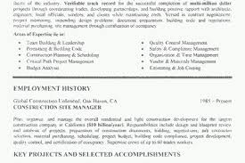 Construction Manager Resume Examples by Photos Of Safety Professional Resume Examples Safety Manager