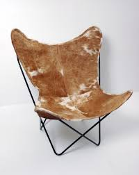 faux cowhide chair furniture
