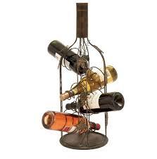 metal wall wine rack bottle holder home design ideas