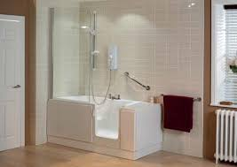 Walk In Bathroom Ideas by Walk In Shower Designs For Small Bathrooms No Door Shower