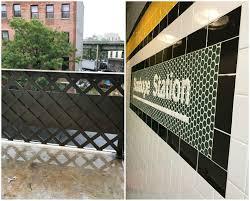 brooklyn u0027s bizarre subway themed apartment building inhabitat