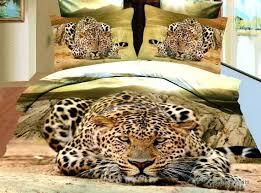 Leopard Print Curtains And Bedding Printed Quilt Covers Australia Animal Print Bedding Sets With
