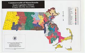 Ma Map Historical Districts