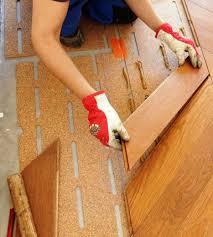 cork as flooring underlay the part it was born to play