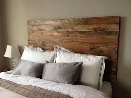 Reclaimed Wood Headboard Wood Headboard Best 25 Wood Headboard Ideas On Pinterest
