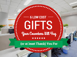 gifts for coworkers 6 low cost gifts your co workers will aventure